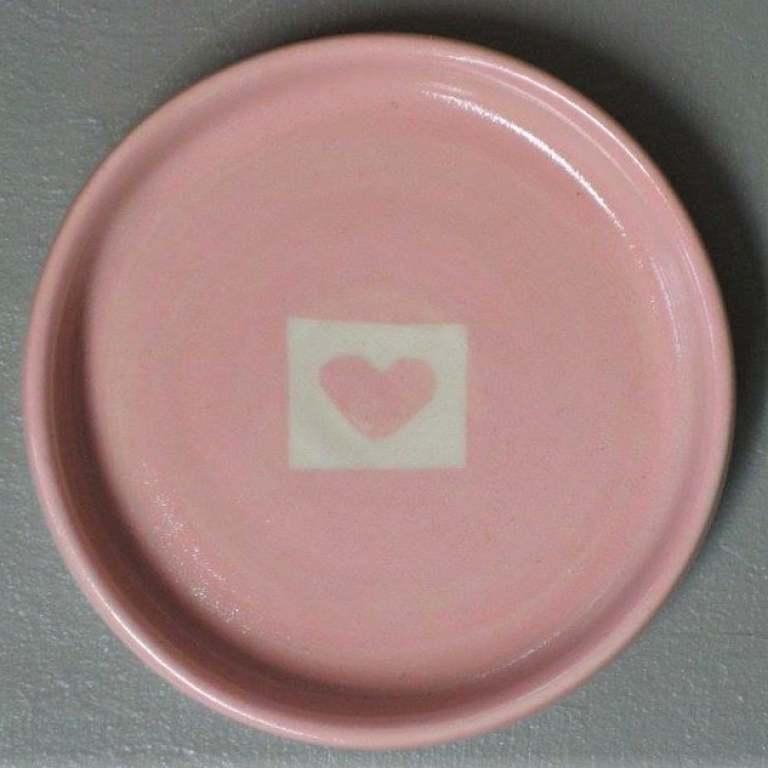 Keramik mit Herz